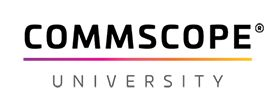 Logotipo da CommScope University